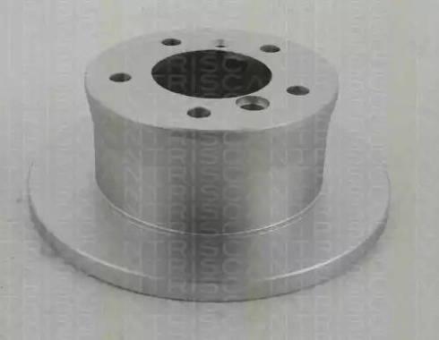 Triscan 8120 23196C - Bremžu diski interparts.lv