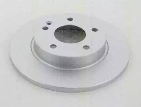 Triscan 8120 23140C - Bremžu diski interparts.lv