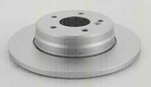Triscan 8120 23143C - Bremžu diski interparts.lv
