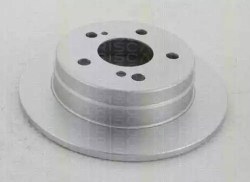 Triscan 8120 23115C - Bremžu diski interparts.lv