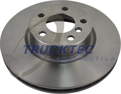 Trucktec Automotive 08.35.191 - Bremžu diski interparts.lv