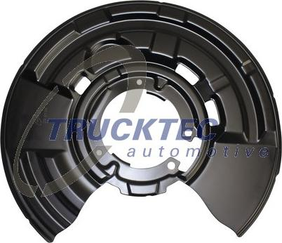 Trucktec Automotive 08.35.230 - Dubļu sargs, Bremžu disks interparts.lv