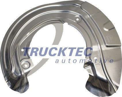 Trucktec Automotive 08.35.228 - Dubļu sargs, Bremžu disks interparts.lv