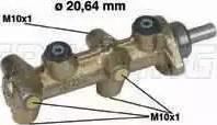 Trusting PF058 - Galvenais bremžu cilindrs interparts.lv