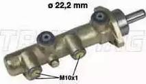 Trusting PF031 - Galvenais bremžu cilindrs interparts.lv
