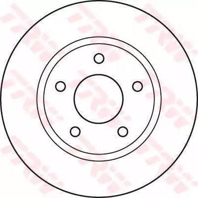 A.B.S. 17987 - Bremžu diski interparts.lv