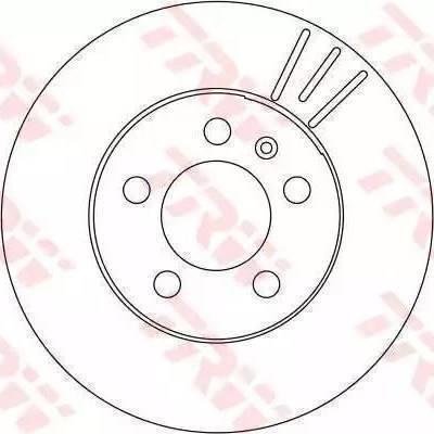 A.B.S. 16880 - Bremžu diski interparts.lv