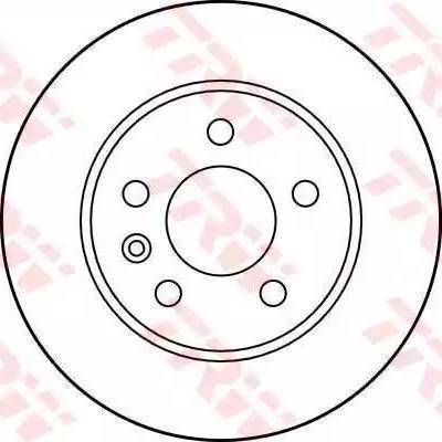 A.B.S. 16887 - Bremžu diski interparts.lv
