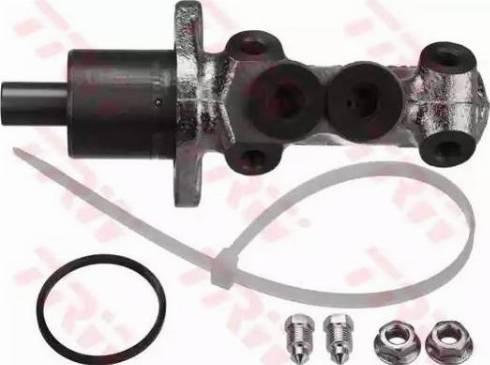 TRW PMD188 - Galvenais bremžu cilindrs interparts.lv