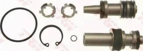 TRW SP2906 - Remkomplekts, Galvenais bremžu cilindrs interparts.lv