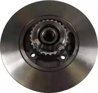 VAICO V46-40015 - Bremžu diski interparts.lv