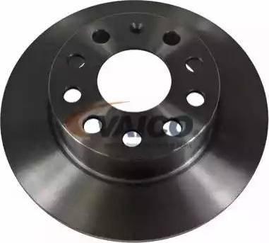 VAICO V10-40077 - Bremžu diski interparts.lv
