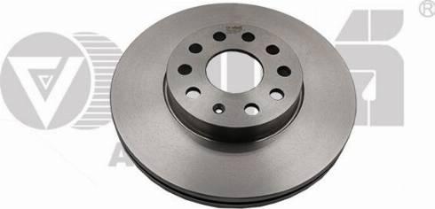 Vika 66150026001 - Bremžu diski interparts.lv