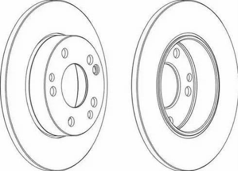 A.B.S. 15778 - Bremžu diski interparts.lv