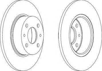 A.B.S. 15049 - Bremžu diski interparts.lv