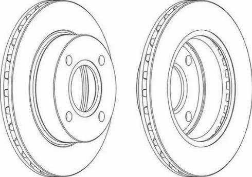 A.B.S. 15981 - Bremžu diski interparts.lv