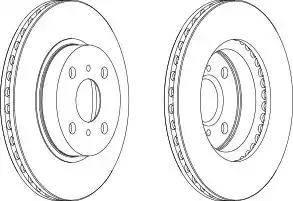 A.B.S. 16234 - Bremžu diski interparts.lv
