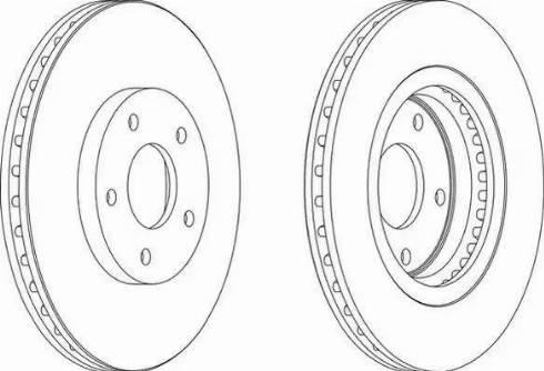 A.B.S. 17889 - Bremžu diski interparts.lv