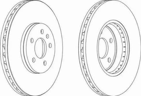 FREMAX BD-6076 - Bremžu diski interparts.lv