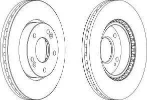A.B.S. 17640 - Bremžu diski interparts.lv