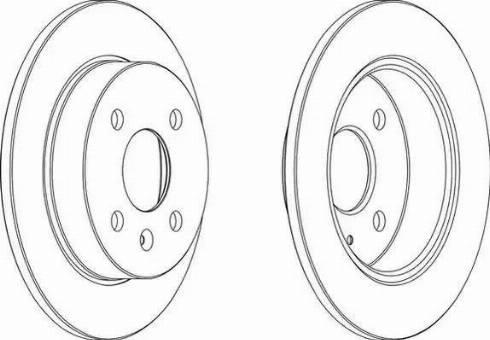 FREMAX BD-9108 - Bremžu diski interparts.lv