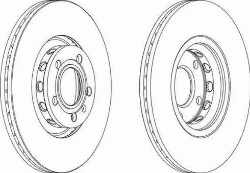 A.B.S. 16930 - Bremžu diski interparts.lv