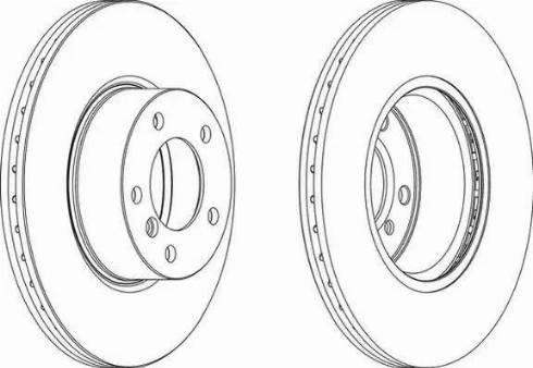 A.B.S. 17937 - Bremžu diski interparts.lv