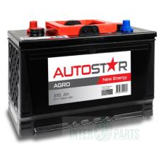 AUTO STAR 6V/215Ah/1150A AGRO AKB 334x175x240