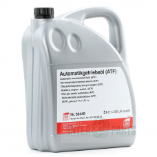 Automatic Transmission Fluid (ATF) 5L