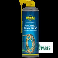 Ķēžu eļļa X/O-Ring, 500ml aerosols