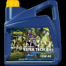 Motoreļļa Ester Tech OffRoad 4+ 10W-40, 4L kanna