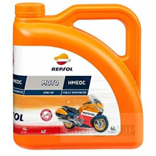 REPSOL MOTO HMEOC 4T 10W30 motoreļļa 4L