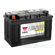 115AH/750A L+ YUASA LEISURELINE 350x174x224