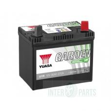 30AH/270A R+ YUASA GARDEN BATTERY 194x126x183